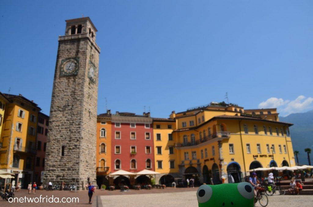 Torre apponale di Riva del Garda