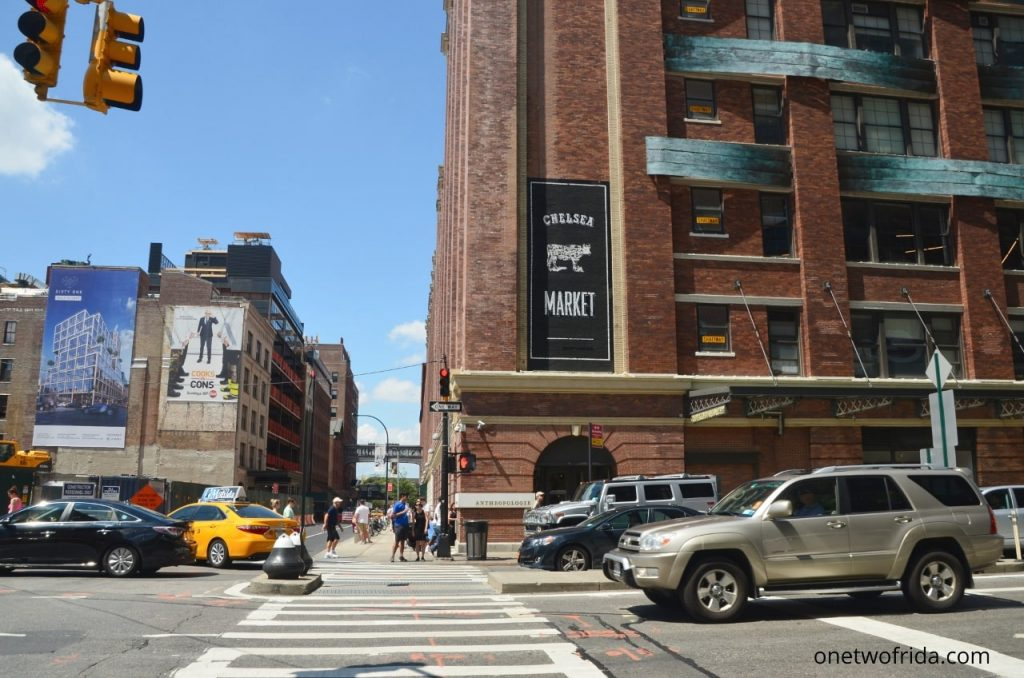 dove fare shopping a New York: Chelsea Market