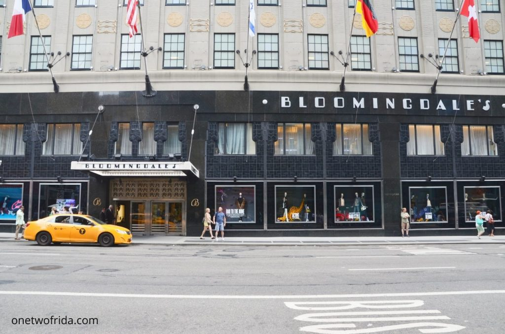 Grandi magazzini di New York: Bloomingdale's