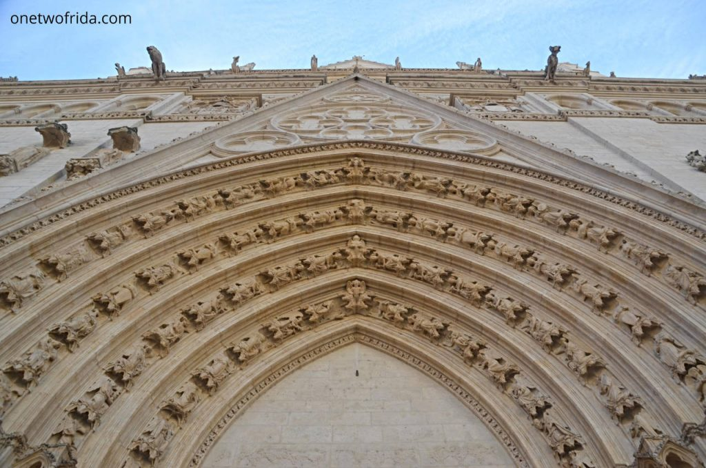 La cattedrale di Saint-Jean