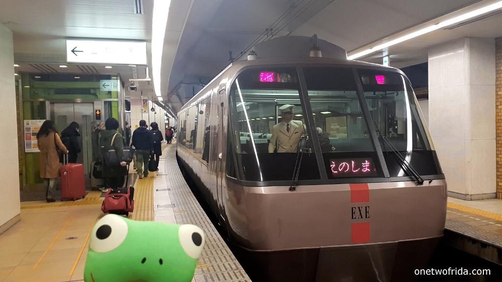 Come arrivare a Enoshima da Tokyo